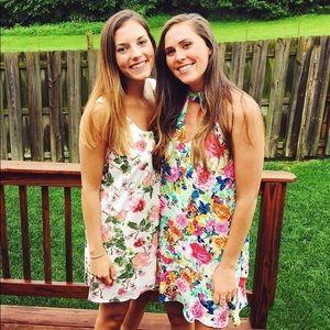 Tobi Dresses - Floral tobi dress